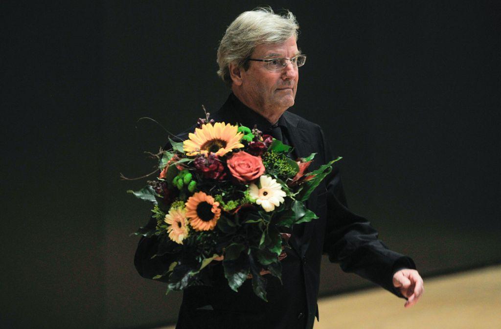 Thomas Bopp (CDU) ist als Regionalpräsident wiedergewählt worden. Auch mit Stimmen der SPD? Foto: Lichtgut/Max Kovalenko