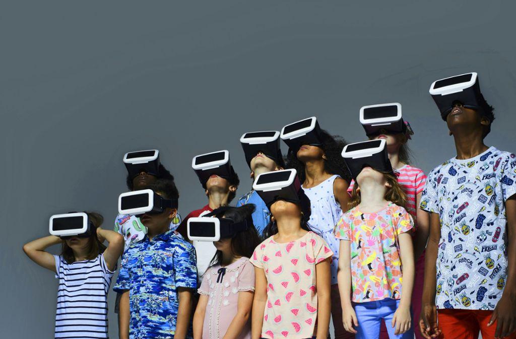 Ein Blick in die Zukunft: Der digitale Wandel kann noch ökologisch werden, aber er braucht dafür klare Rahmenbedingungen, sagen Wissenschaftler. Foto: Getty Images