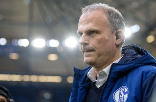 Jochen Schneider warnt vor Parallelen zum VfB