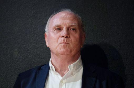 Uli Hoeneß droht mit Länderspiel-Verbot