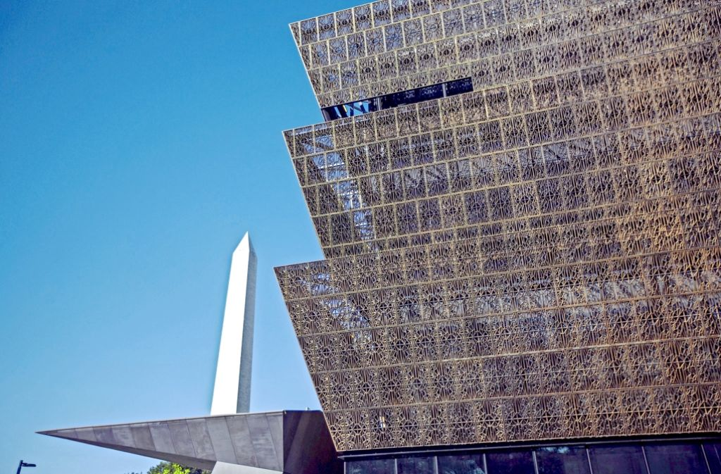 "An diesem Samstag wird in Washington das ""National Museum of African American History and Culture"" eröffnet. Foto: EPA"