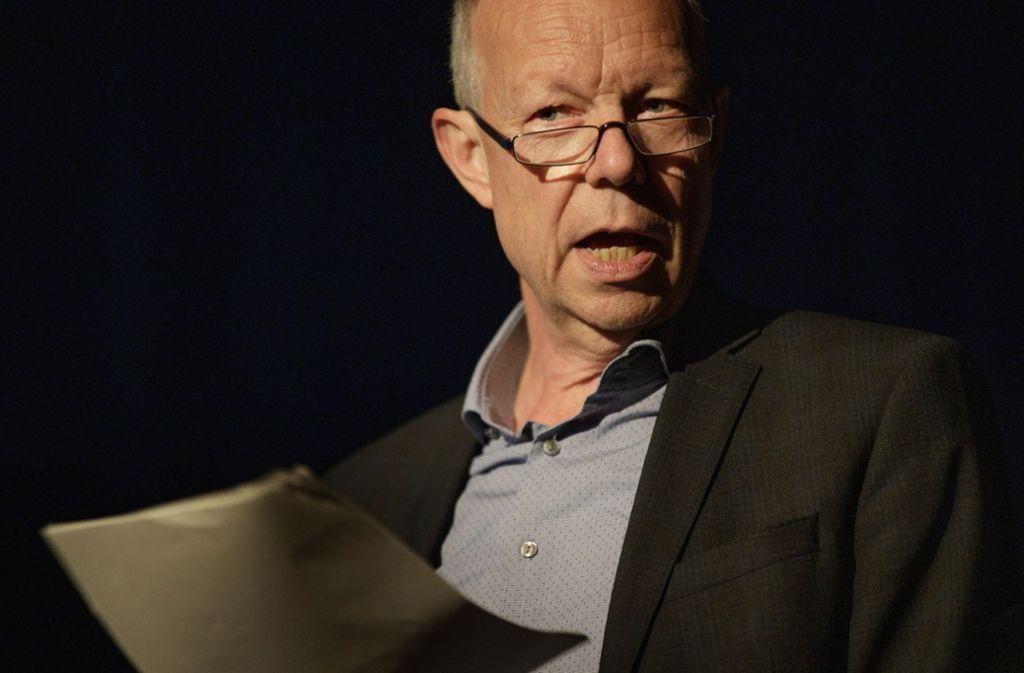 Thomas Jorberg war einst Schüler  der Waldorfschule Engelberg. Foto: Gottfried Stoppel
