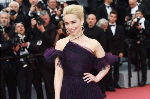 """Emilia Clarke und Supermodels bei """"Star-Wars""""-Premiere"""