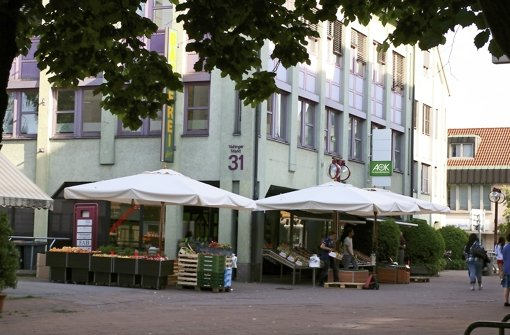 Zwietracht am Vaihinger Markt