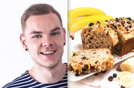 Bananenbrot perfekt fürs Picknick