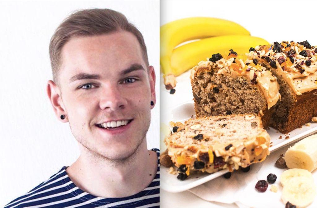 Von Foodblogger Marcel Buchstaller gibts diesmal das Rezept für ein Bananenbrot... Foto: privat