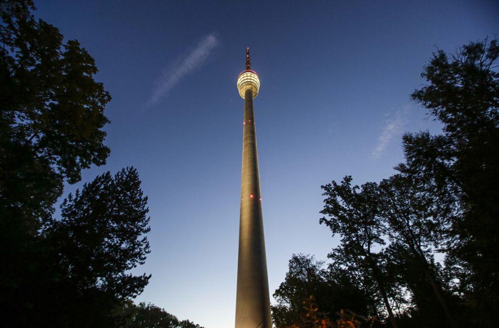 Wie gut kennen Sie sich aus rund um den Fernsehturm? Machen Sie unser Stuttgart-Quiz. Foto: Lichtgut/Leif Piechowski