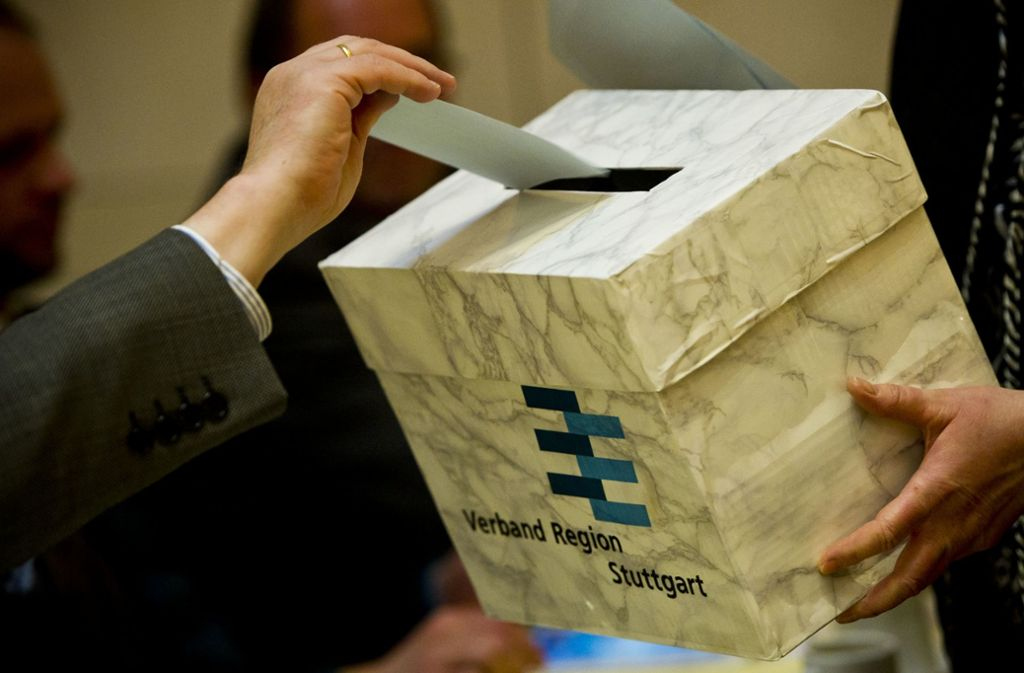 Am 26. Mai wird auch die Regionalversammlung gewählt. Foto: ppfotodesign/Max Kovalenko
