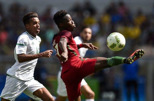 Sporting-Lissabon-Spieler Mané kommt zu den Roten