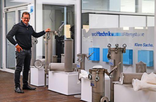 Wolftechnik  investiert zwei Millionen Euro