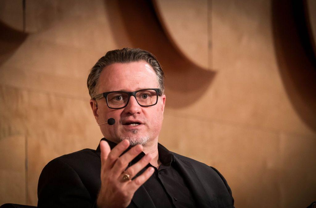 Olaf Groth sieht auch die Risiken bei der Künstlichen Intelligenz. Foto: Lichtgut/Achim Zweygarth
