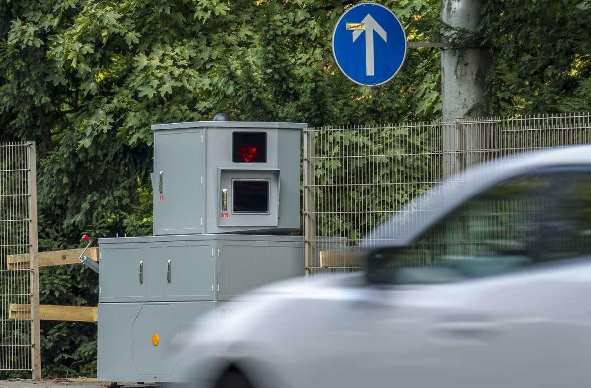 Temposünder sollten durch die neue StVO härter bestraft werden. Foto: Lichtgut/Leif-Hendrik Piechowski