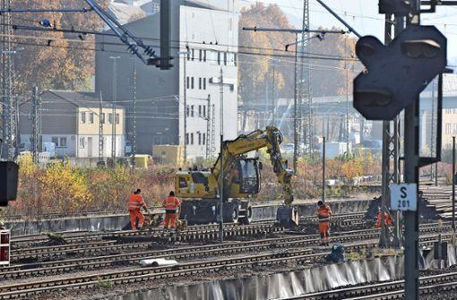 Baubeginn für die Interregio-Kurve