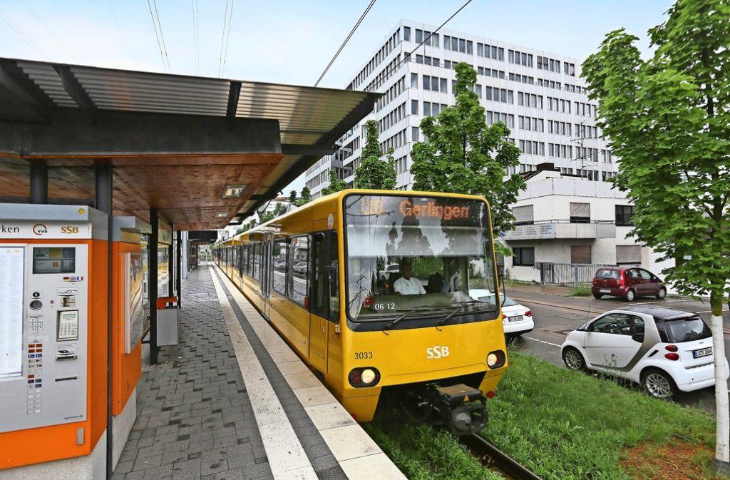 Die SPD will den Stadtbahnverkehr ausbauen. Foto: Achim Zweygarth