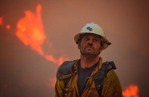 Kampf gegen die Buschfeuer geht weiter