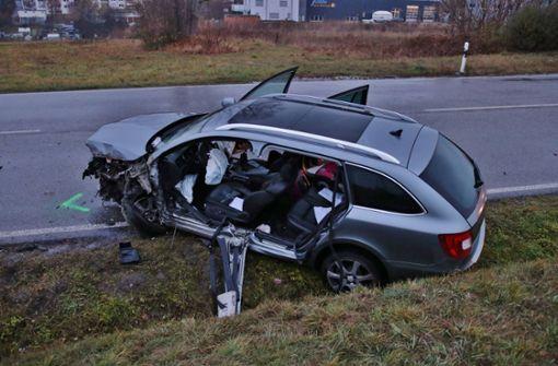 Verkehrsunfall fordert Verletzten – Stauchaos im Feierabendverkehr