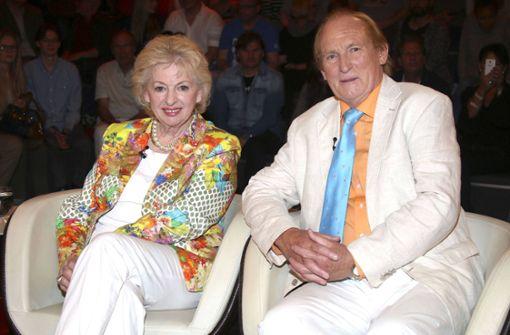 """Ingrid vom """"TV total""""-Ehepaar """"Ingrid und Klaus"""" ist tot"""