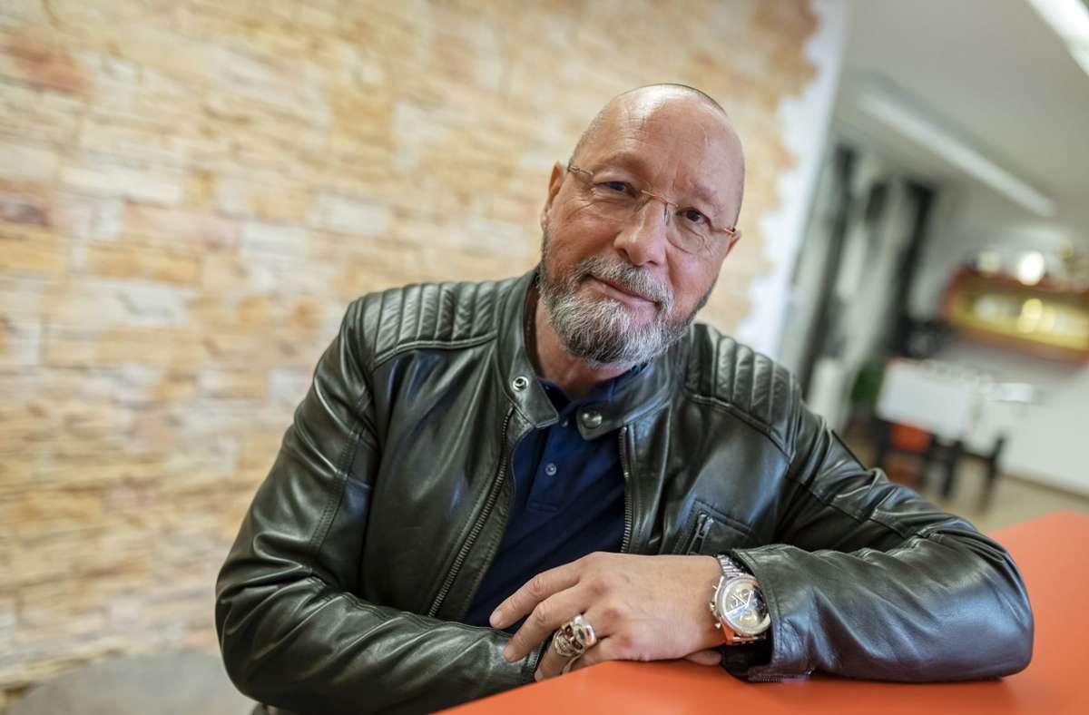 Uwe Hück hat große Pläne: Mit einer neuen Partei will er Deutschland grundlegend erneuern. Foto: dpa/Uli Deck