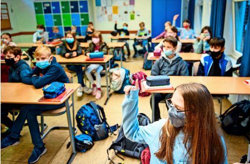 Viele Schüler kämpfen mit Lernlücken