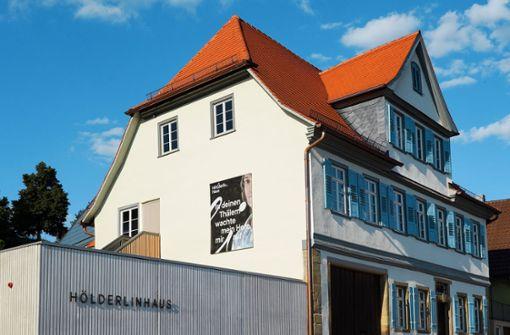 Ein Quartier für Friedrich Hölderlin