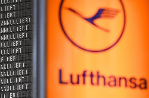 In Stuttgart fallen zahlreiche Flüge aus