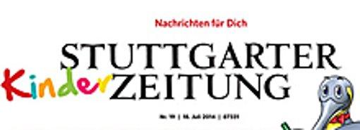 Stuttgarter Kinderzeitung