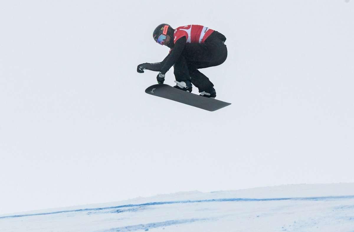 Das Rennen der Snowboardcrosser im Hochschwarzwald wurde abgesagt. (Archivbild) Foto: dpa/Patrick Seeger