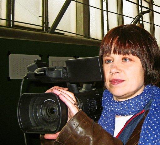 Die Journalistin Katharina Thoms hat ihren ersten Dokumentarfilm gedreht. Foto: privat
