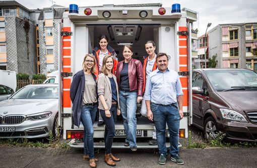"""""""Die Notärztin"""" rettet Leben in Stuttgart"""