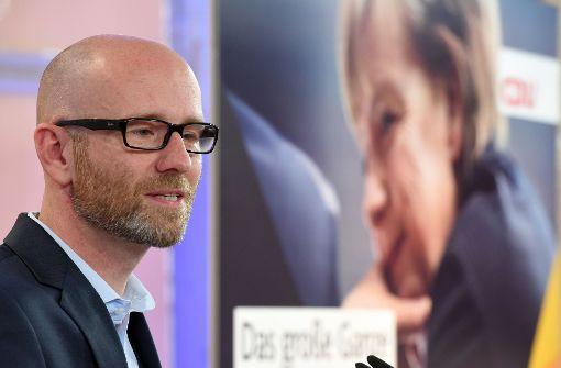 """Peter Tauber nennt AfD-Mann """"rassistisch"""""""