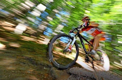 Bonde hat ein Herz für die Mountainbiker