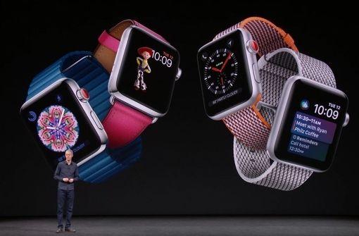 Verbindungsproblem bei Apple Watch