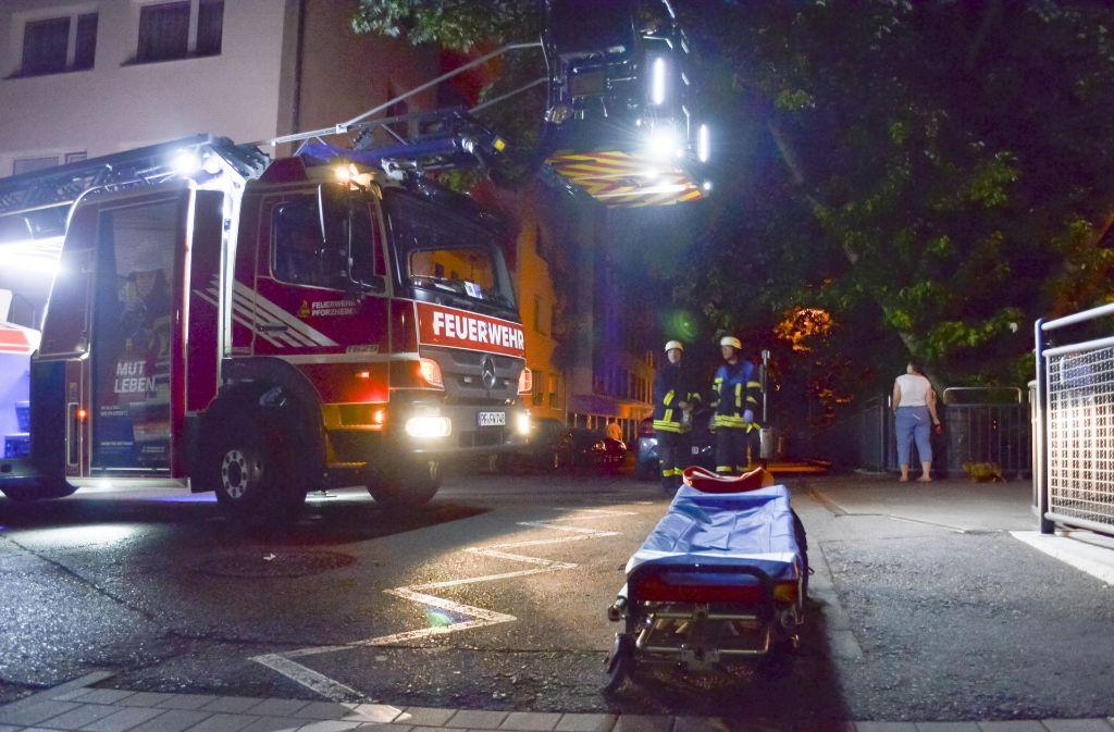 Die 29-Jährige war in der Nacht zum Donnerstag von dem Unbekannten angegriffen worden. Foto: 7aktuell.de/ 7aktuell