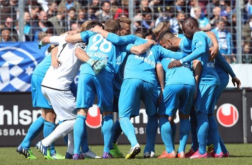 Stuttgarter Kickers besiegen VfB Stuttgart II