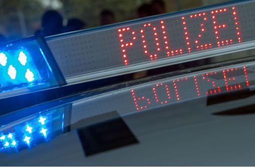 Betrunkener liefert sich Verfolgungsjagd mit der Polizei