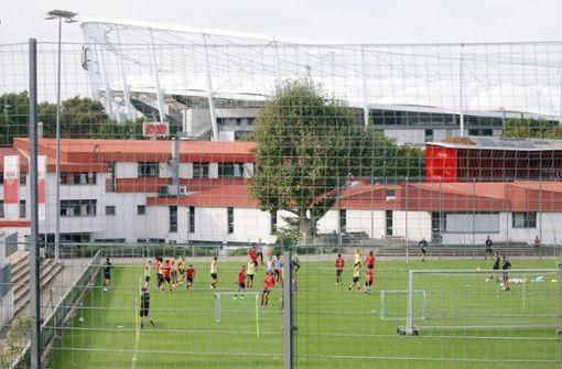So ist der VfB in die Trainingswoche gestartet