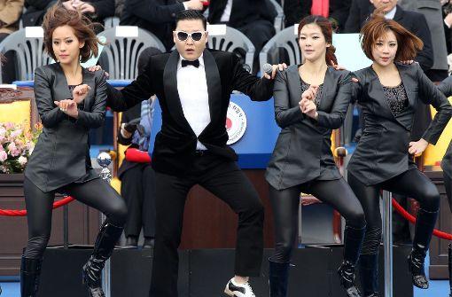 """""""Gangnam Style"""" ist nicht mehr das meistgesehene YouTube-Video"""