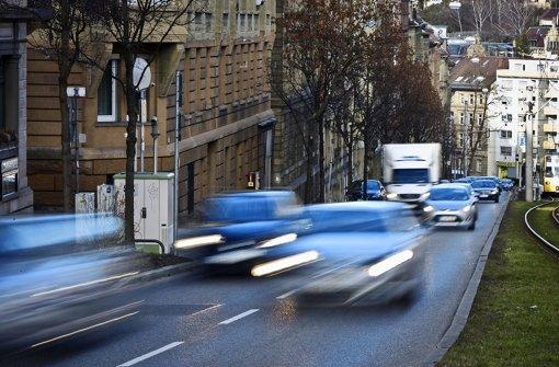 SSB muss Hohenheimer Straße sperren lassen