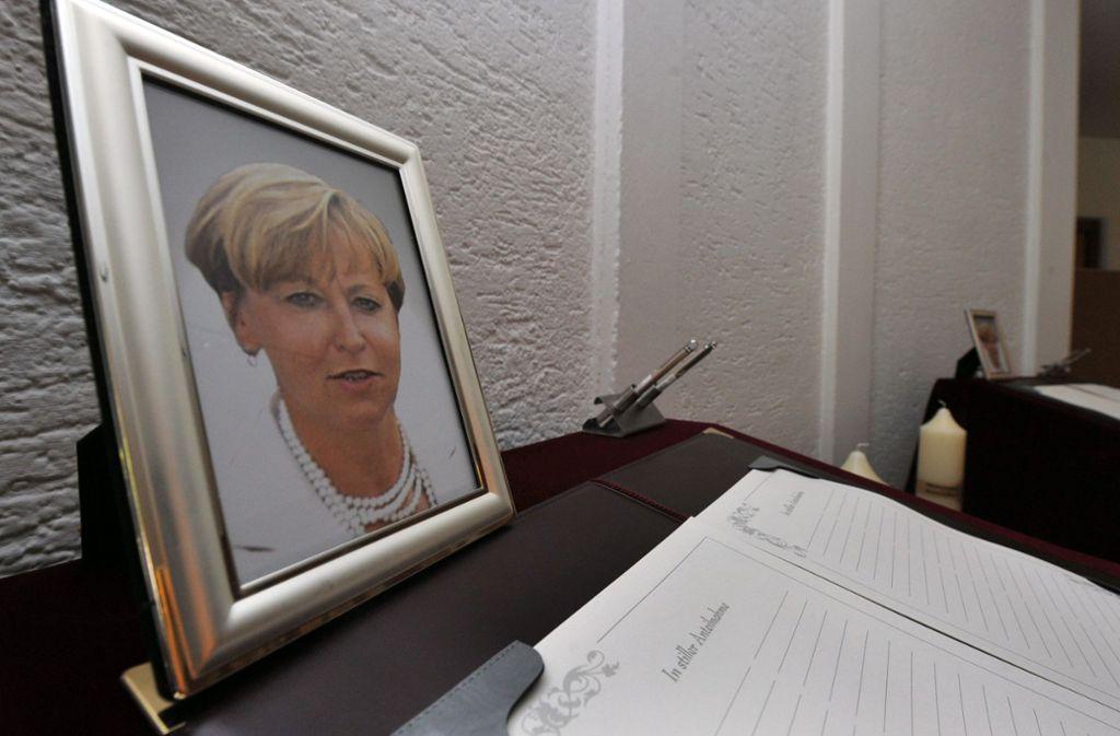 Vor fast zehn Jahren verschwand Maria Bögerl. Foto: dpa/Stefan Puchner