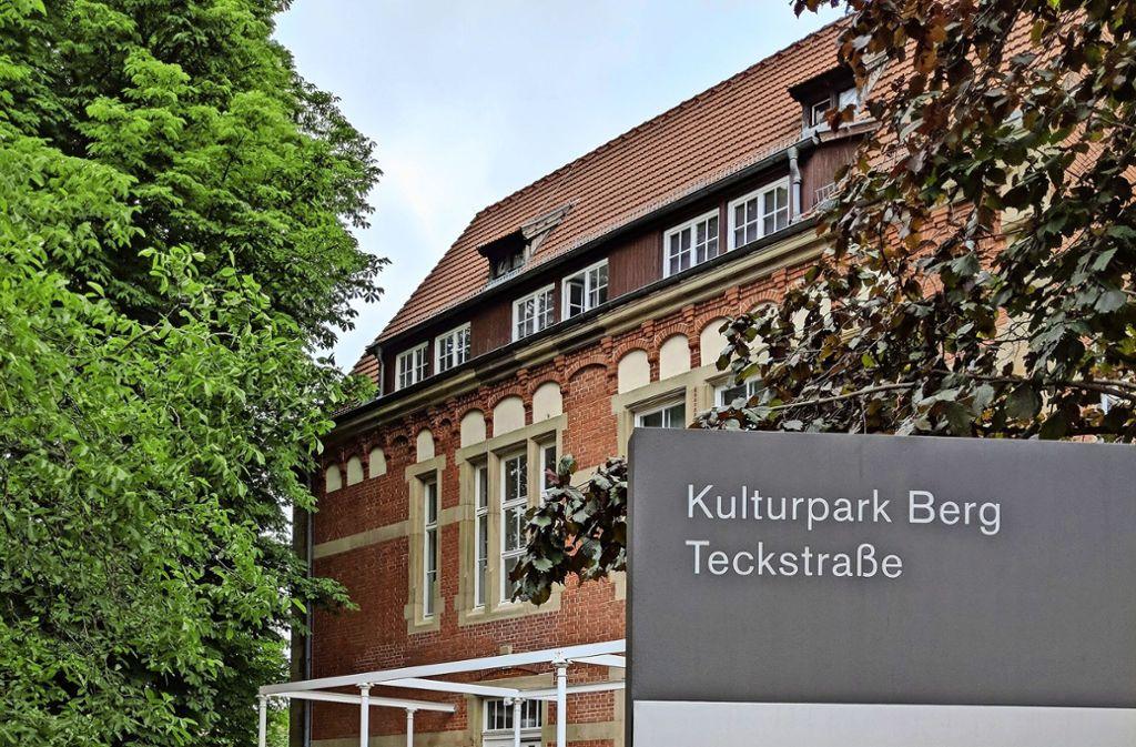 Die neue Medienakademie soll ihren Sitz im Kulturpark Berg haben. Foto: Jürgen Brand