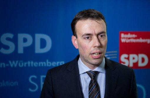 Nils Schmid widerspricht CDU