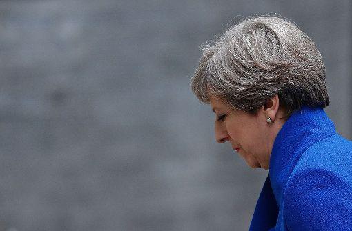 May will mit nordirischer Partei regieren