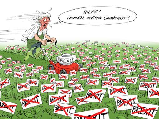 Karikatur des Tages