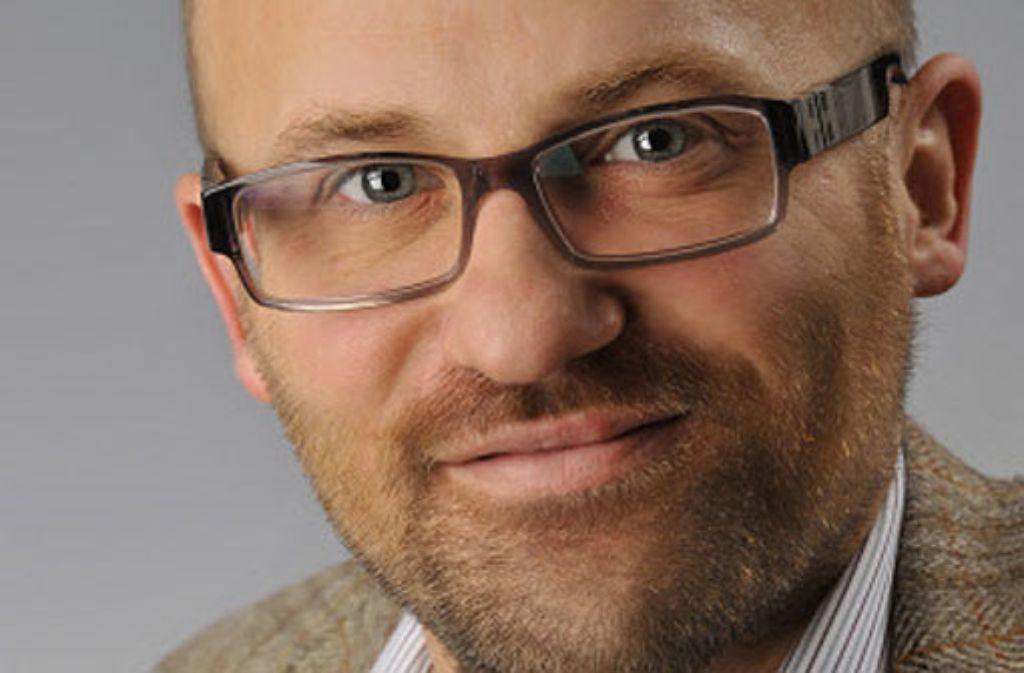 Kommunikationswissenschaftler Heiner Stahl Foto: privat