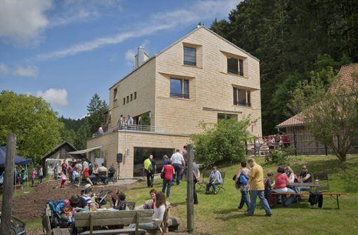 In Oberrot gibt's Natur pur für Stadtkinder