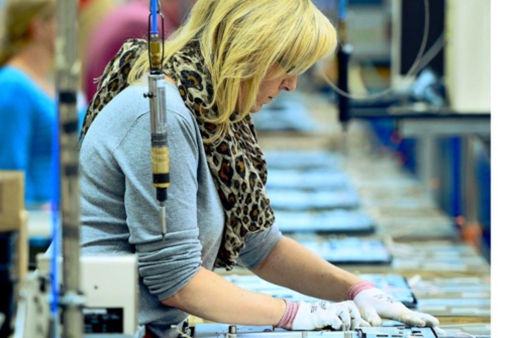 Unter hohem Zeitdruck zu arbeiten, macht viele Menschen krank. Foto: dapd (2)/dpa