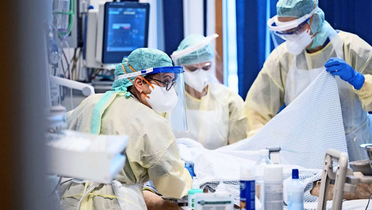 Pflegekräfte schlagen wegen Überlastung Alarm