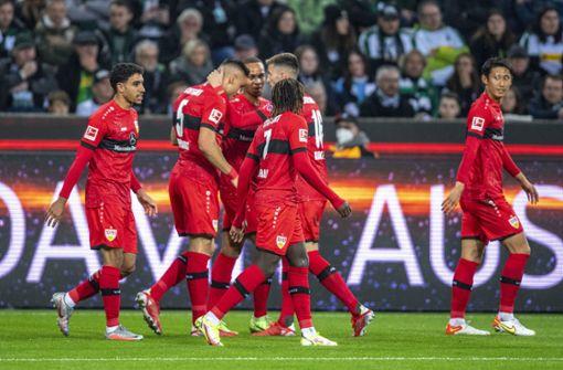 VfB Stuttgart mit Remis gegen Mönchengladbach