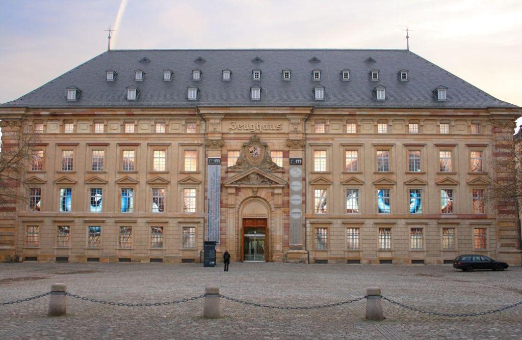 Vor Gericht erfolgreich gegen Wikipedia: die Mannheimer Reiss Engelhornmuseen. Foto: rem/Elisabeth Brockmann