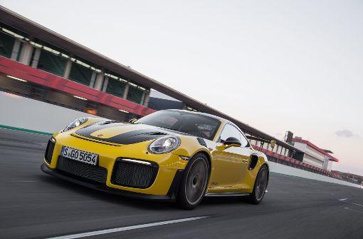 Neuer Porsche fährt schnellste Runde